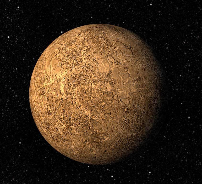 меркурий картинки планета