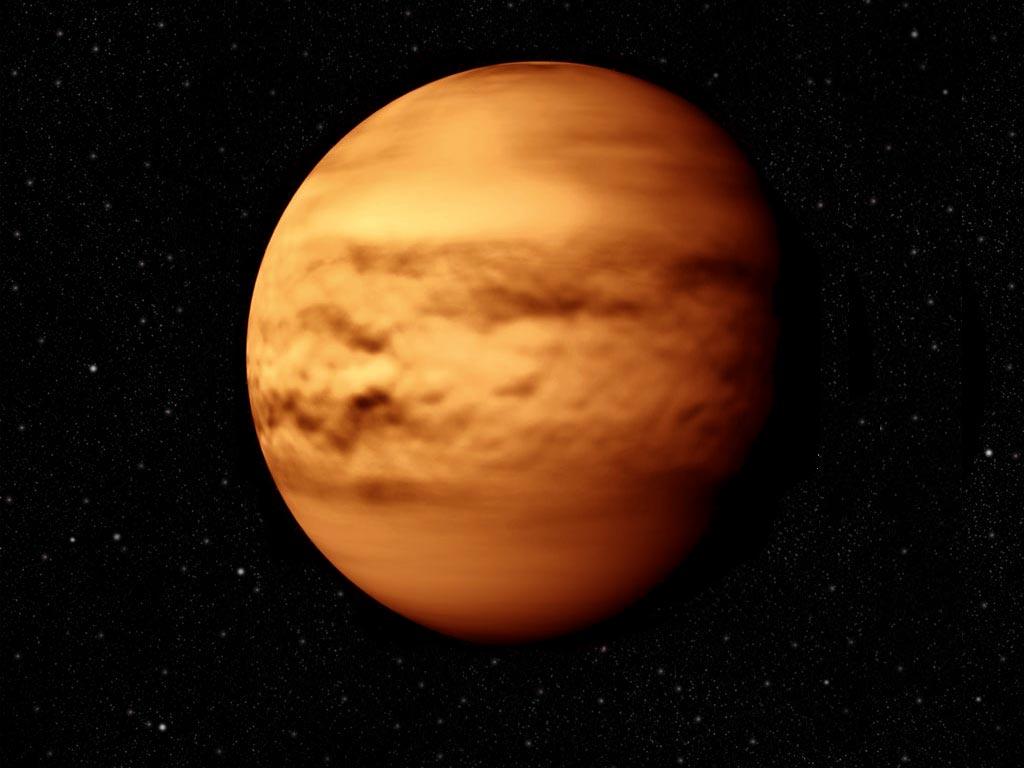 Самая яркая планета Солнечной системы
